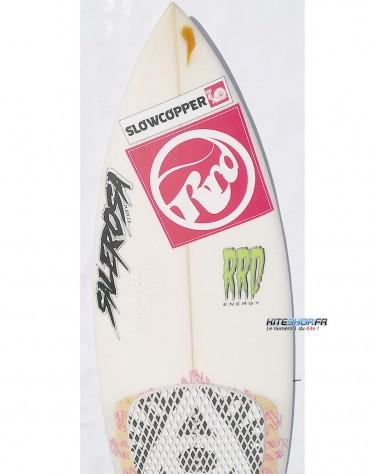 """PLANCHE DE SURF RRD MAQUINA 6""""2 2013 COMPLETE"""