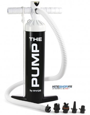 POMPE DE KITESURF RYDE THE PUMP