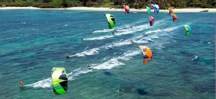 Ailes de kitesurf